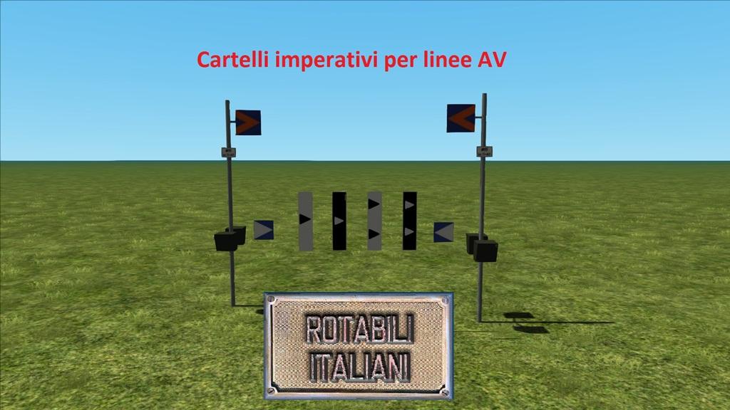 Segnali pali tralicci rotabili italiani for Sito per regalare oggetti
